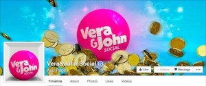 Vera&John Facebook Giveaways