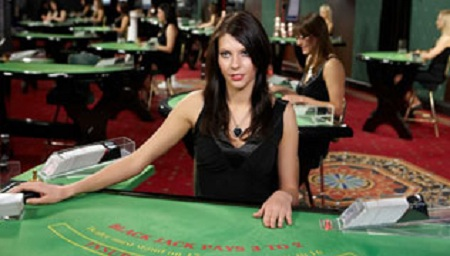 Live Casino Blackjack Games