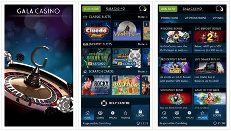 Online casino for iphone us