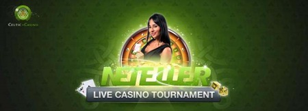 Tournament in Live Celtic Casino