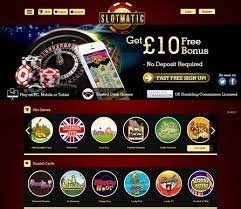 Slotmatic Casino Deposit by Phone Bill